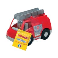 Abrick Brandweerwagen met Blokken