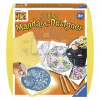 Mini Mandala Designer – Despicable Me 3