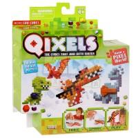 Qixels Navulset - Dino